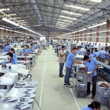 Levantamento do MTE informa que emprego na indústria cresce em Sergipe