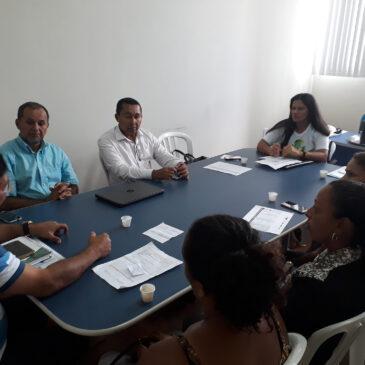 Reunião Galpão de Triagem e Coleta Seletiva Boquim
